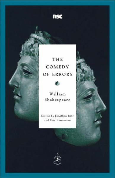 The Comedy of Errors (RSC Shakespeare)
