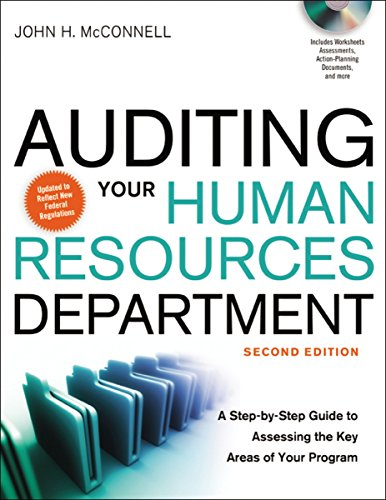 Auditing Your Human Resources Department: A Step-by-Step Guide to Assessing the Key Areas of Your Program (2nd Edition)
