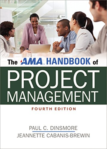 The AMA Handbook of Project Management (4th Edition)