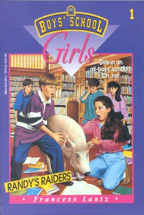 Randy's Raiders (Boys' School Girls, #1)