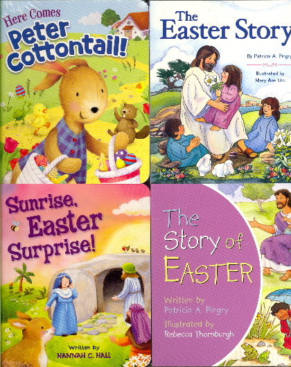 Easter Holiday Classics (Here Comes Peter Cottontail/The Easter Story/Sunrise, Easter Surprise/The Story of Easter)