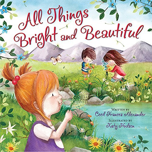 all things bright and beautiful author