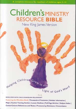 Children's Ministry Resource Bible (NKJV, 0842)