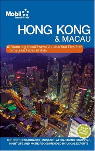 Mobil Travel Guide Hong Kong/ Macau