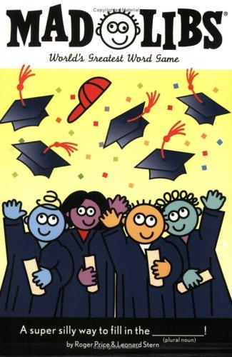 Graduation Mad Libs