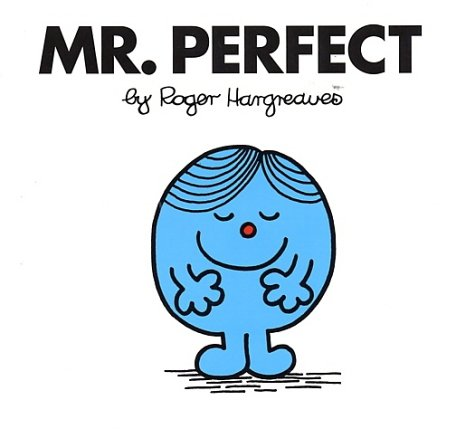 Mr. Perfect (Mr. Men And Little Miss)
