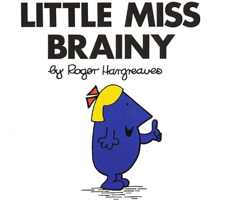 Little Miss Brainy (Mr. Men And Little Miss)