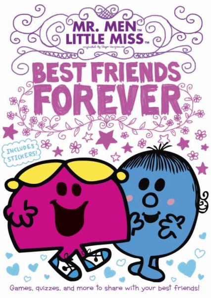 Best Friends Forever (Mr. Men, Little Miss)