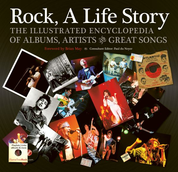 Rock, a Life Story: The Illustrated Encyclopedia of Albums, Artists and Great Songs