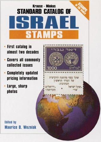 Standard Catalog of Israel Stamps (Global Stamp)