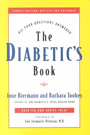 The Diabetic's Book (4th Edition)