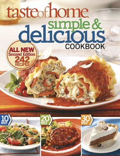 Simple & Delicious Cookbook (Second Edition)