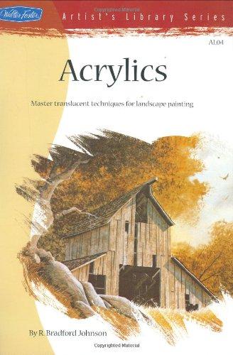 Acrylics (Artist's Library, Vol. 4)