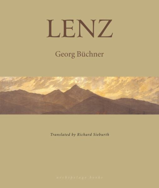 Lenz (English and German Edition)