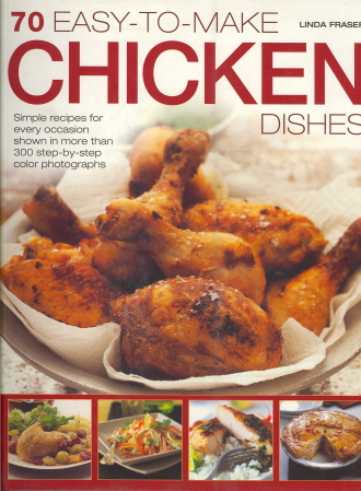 70 Easy-to-Make Chicken Dishes