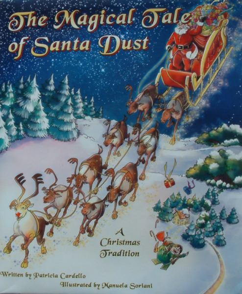 The Magical Tale of Santa Dust: A Christmas Tradition