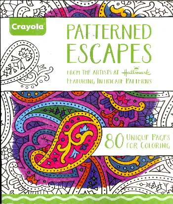 Patterned Escapes (Crayola)