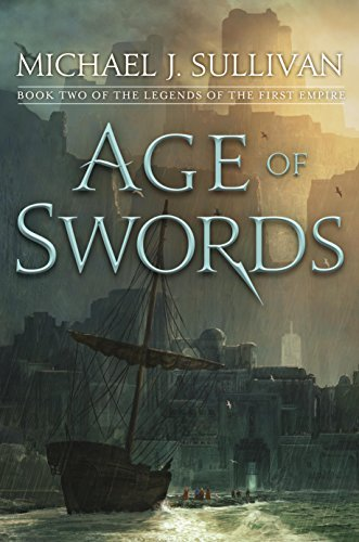 Age of Swords (The Legends of the First Empire, Bk. 2)