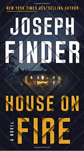 House on Fire (A Nick Heller Novel, Bk. 4)