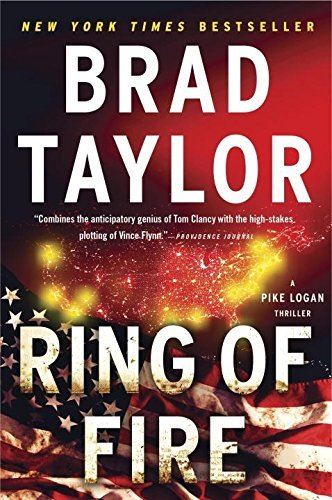 Ring of Fire (Pike Logan Thriller, Bk. 11)