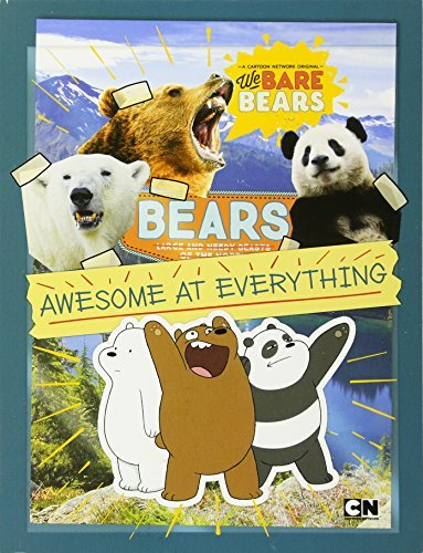 Bears: Awesome at Everything (We Bare Bears)