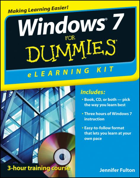Windows 7 for Dummies (eLearning Kit)