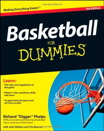 Basketball For Dummies (3rd Edition)