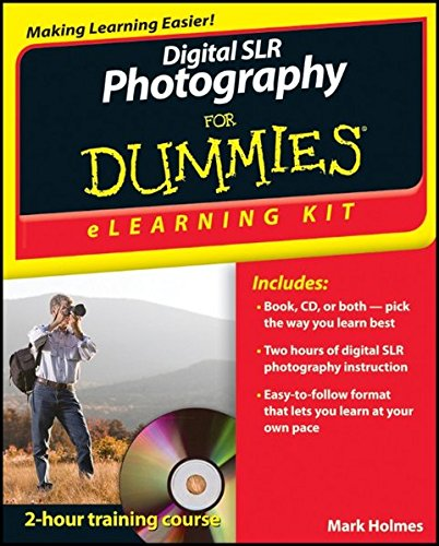 Digital SLR Photography for Dummies ( eLearning Kit)