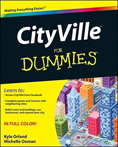 CityVille For Dummies (For Dummies (Computer/Tech))