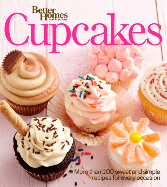 Cupcakes (Better Homes and Gardens)