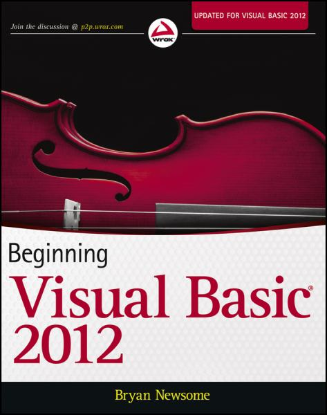 Beginning Visual Basic 2012