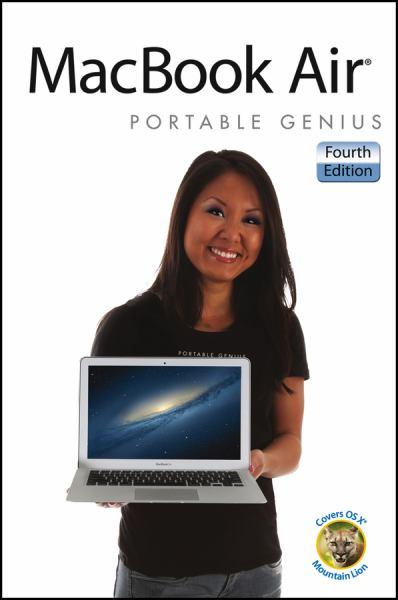 MacBook Air Portable Genius (4th Edition)