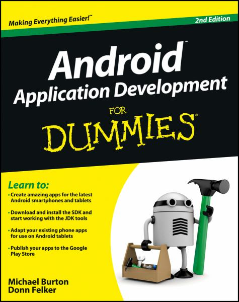 Android Application Development for Dummies (2nd Edition)