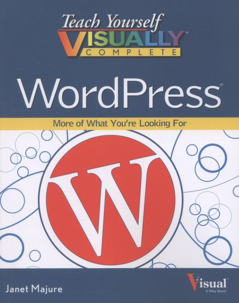 Complete WordPress (Teach Yourself Visually)