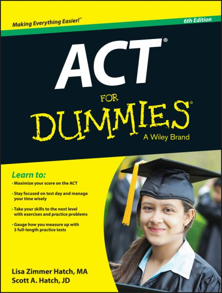 ACT for Dummies (6th Edition)