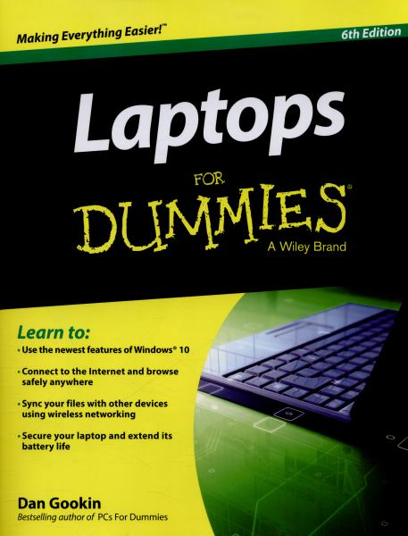 Laptops for Dummies®