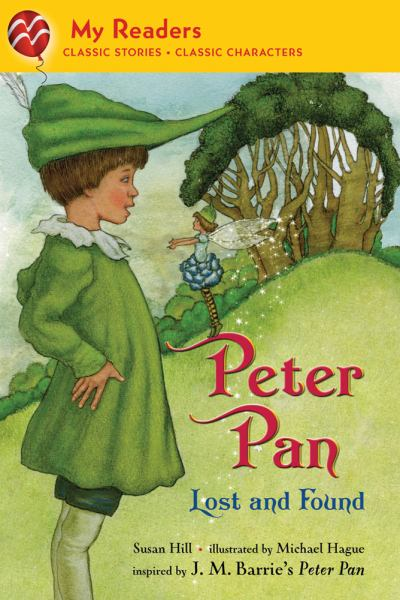 Lost and Found (Peter Pan, My Reader)