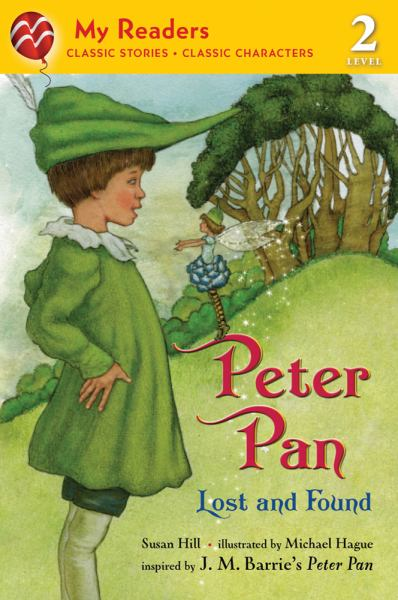 Lost and Found: Peter Pan (My Readers, Level 2)