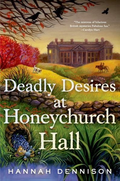 Deadly Desires at Honeychurch Hall