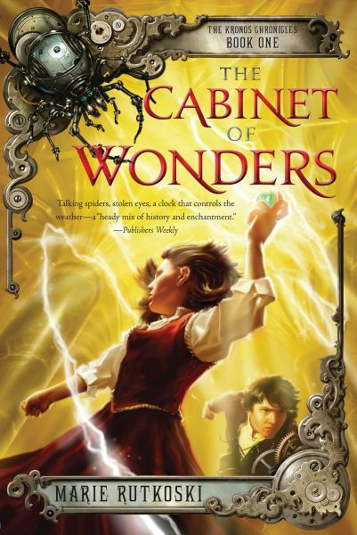 The Cabinet of Wonders (Kronos Chronicles, Bk. 1)