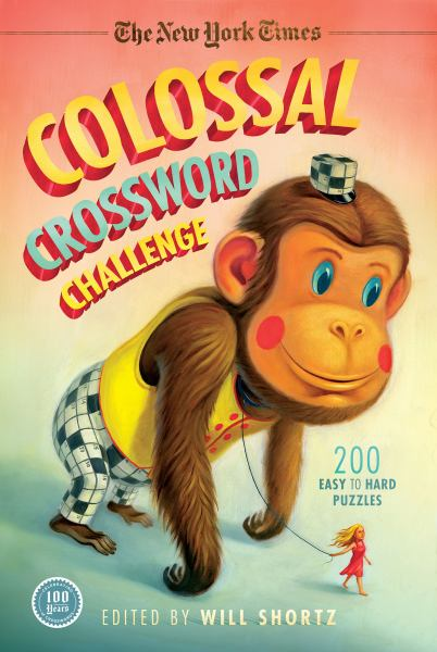 The New York Times Colossal Crossword Challenge