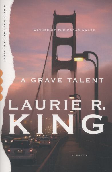 A Grave Talent (Kate Martinellli Mysteries, Bk. 1)