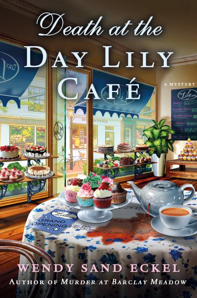 Death at the Day Lily Cafe (Rosalie Hart, Bk. 2)