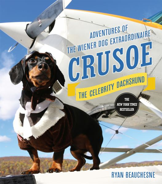 Crusoe, the Celebrity Dachshund