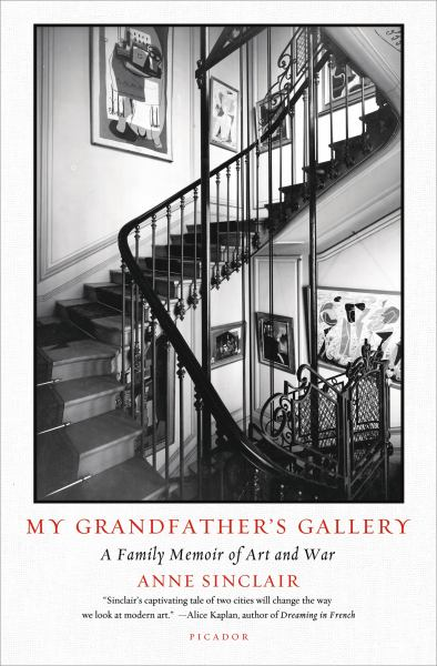 My Grandfather's Gallery - A Family Memoir of Art and War
