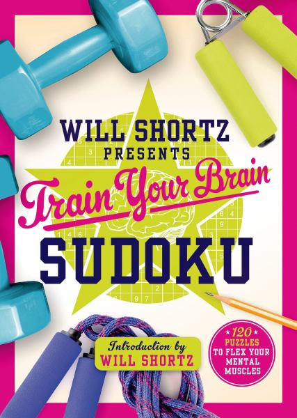 Will Shortz Presents Train Your Brain Sudoku