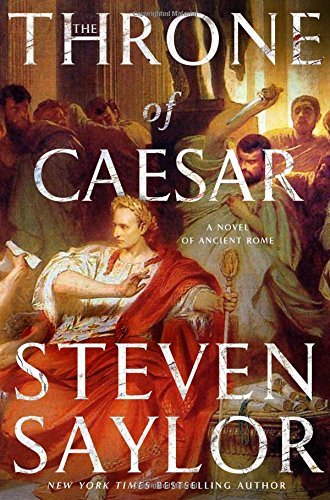 The Throne of Caesar (Novels of Ancient Rome)