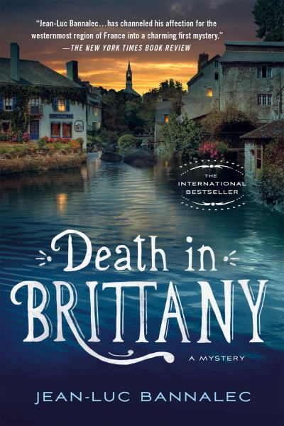 Death in Brittany: A Mystery (Commissaire Dupin)