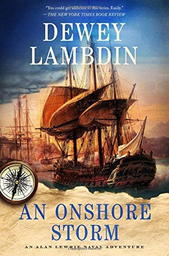 An Onshore Storm (Alan Lewrie Naval Adventures)