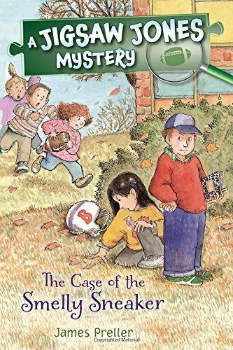 The Case of the Smelly Sneaker (Jigsaw Jones Mystery) - BookOutlet ca